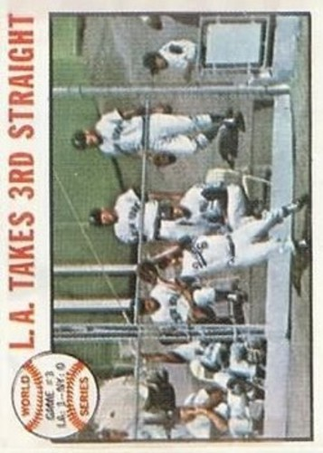 Photo of 1964 Topps #138 World Series Game 3/Ron Fairly