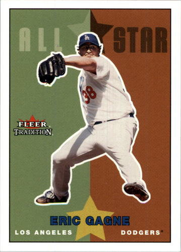Photo of 2003 Fleer Tradition Update Glossy #255 Eric Gagne AS