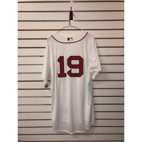 Photo of #19 Team-Issued 2014 Home Jersey