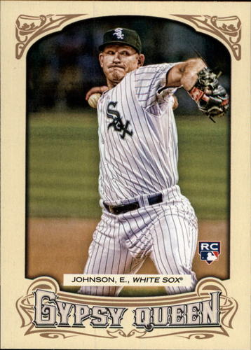 Photo of 2014 Topps Gypsy Queen #251 Erik Johnson RC