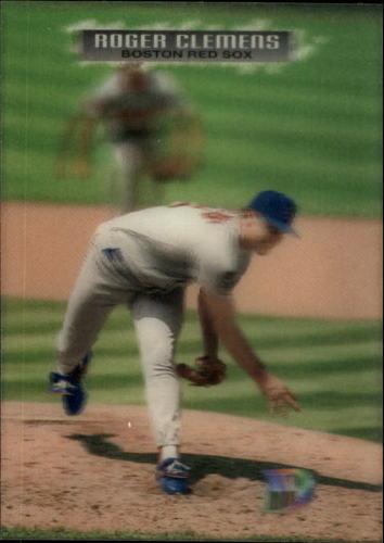 Photo of 1995 Topps D3 #9 Roger Clemens
