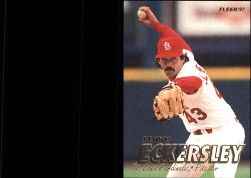 Photo of 1997 Fleer #441 Dennis Eckersley