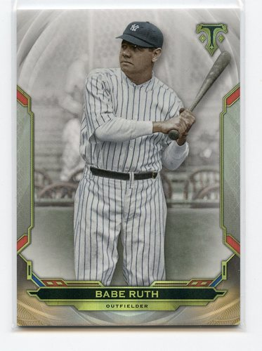 Photo of 2019 Topps Triple Threads #57 Babe Ruth