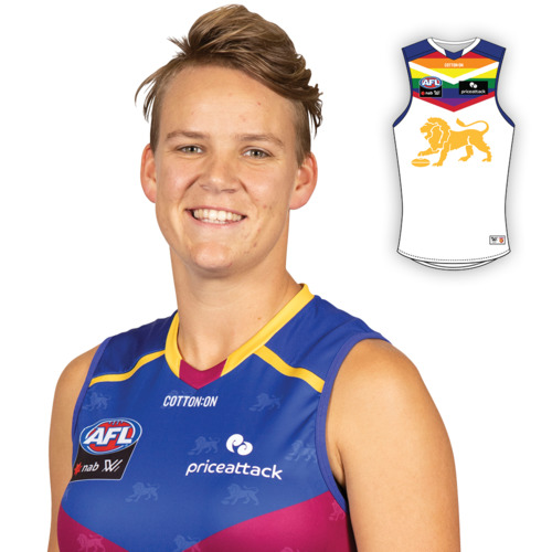 Photo of 2021 AFLW Pride Guernsey - Dakota Davidson