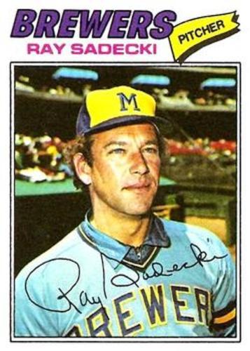 Photo of 1977 Topps #26 Ray Sadecki