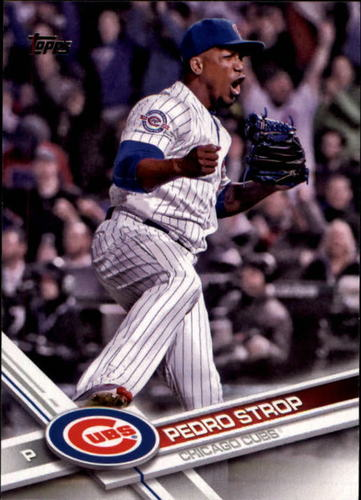 Photo of 2017 Topps #303 Pedro Strop