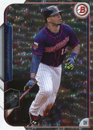 Photo of 2015 Bowman Silver Ice #34 Kennys Vargas