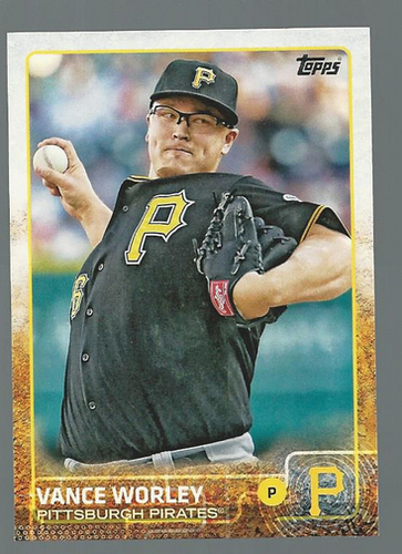Photo of 2015 Topps #66 Vance Worley