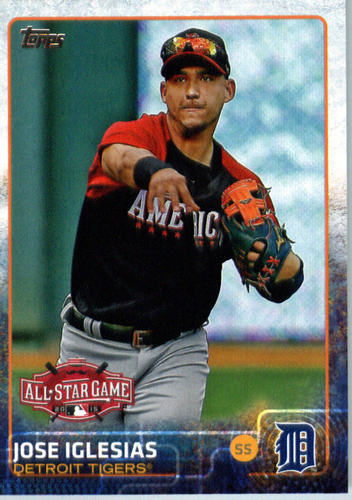 Photo of 2015 Topps Update #US282 Jose Iglesias