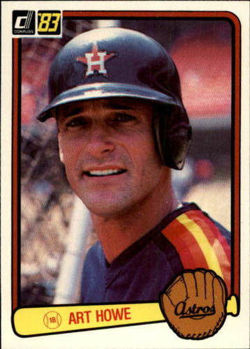 Photo of 1983 Donruss #396 Art Howe
