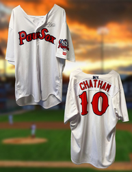 Photo of C.J. Chatham Autographed Jersey