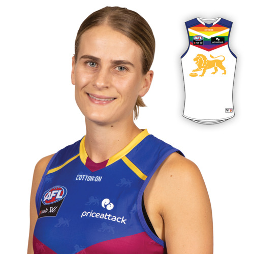 Photo of 2021 AFLW Pride Guernsey - Greta Bodey