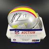 PCC - Buccaneers Mike Evans Signed Pro Bowl 2019 Mini Helmet