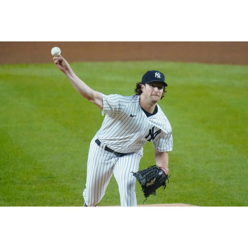 Photo of LOT #7: Zoom in with Gerrit Cole, New York Yankees Pitcher
