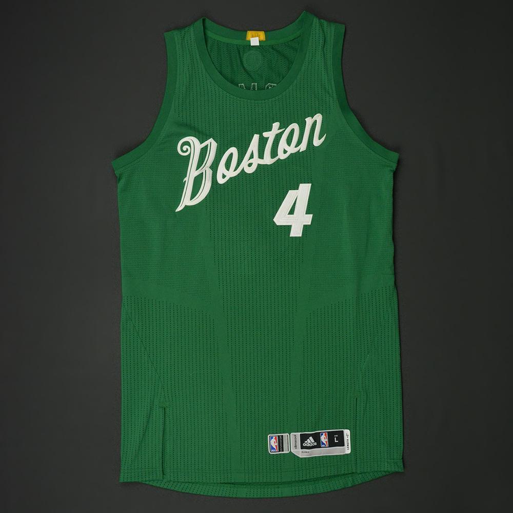 8e93bbd05322 Isaiah Thomas - Boston Celtics - NBA Christmas Day  16 - Game-Worn Jersey