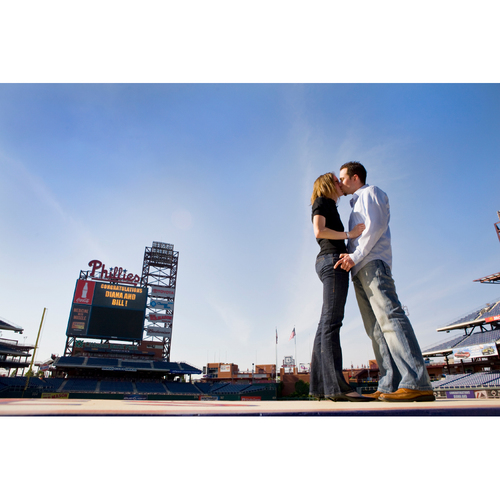 Photo of Professional Photo Session at Citizens Bank Park