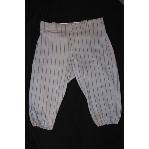 Photo of Game-Used Pants: Niko Goodrum (Size 36-41-17 - DET at KC - 5/6/18)