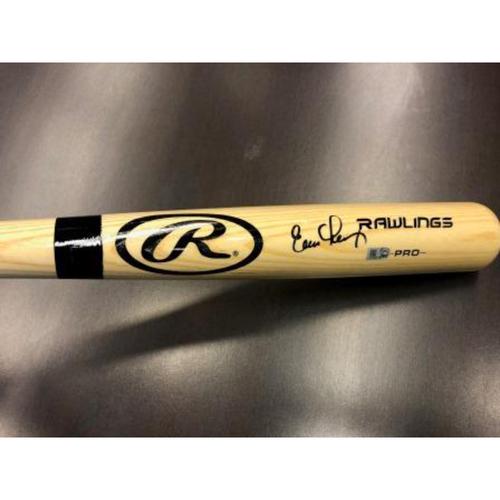 Giants Community Fund: Evan Longoria Autographed Bat