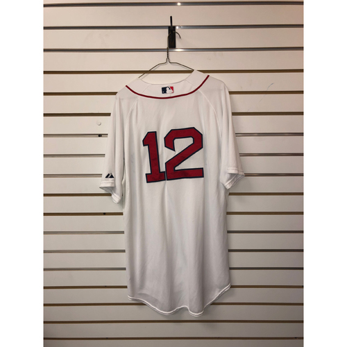 Photo of #12 Team-Issued 2014 Home Jersey