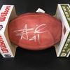 NFL - Saints Alvin Kamara Signed Authentic Football