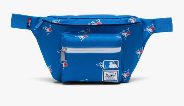 Toronto Blue Jays Seventeen All Over Logo Hip Pack by Herschel