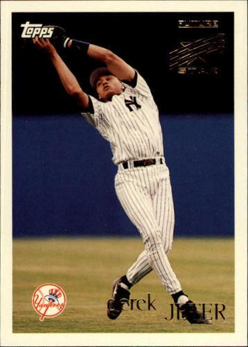 Photo of 1996 Topps #219 Derek Jeter