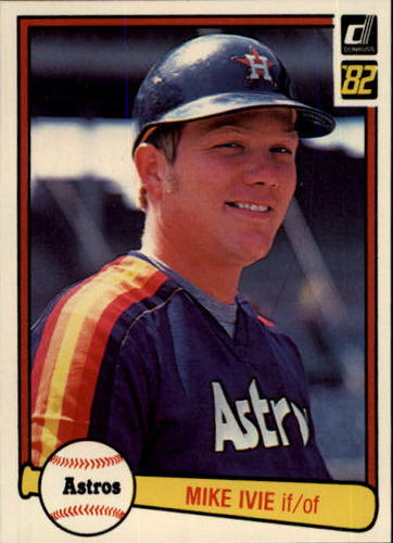 Photo of 1982 Donruss #396 Mike Ivie