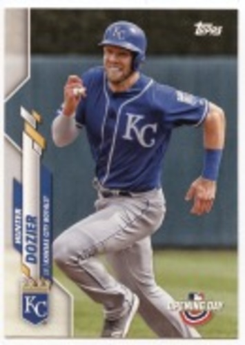 Photo of 2020 Topps Opening Day #120 Hunter Dozier