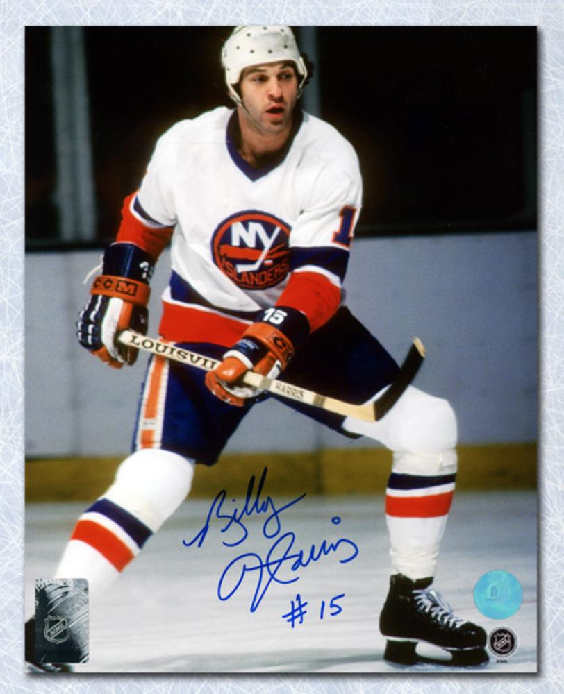 Billy Harris New York Islanders Autographed 8x10 Photo