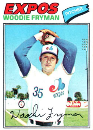 Photo of 1977 Topps #28 Woodie Fryman