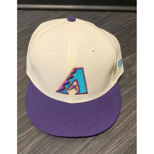 Steven Souza Jr. Team-Issued Cap