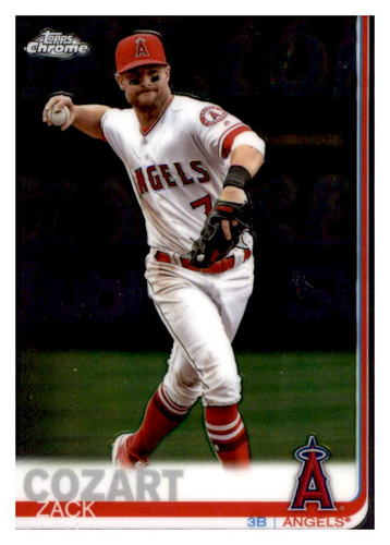 Photo of 2019 Topps Chrome #43 Zack Cozart