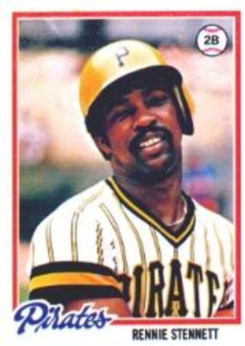Photo of 1978 Topps #165 Rennie Stennett