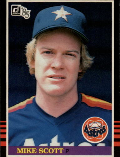 Photo of 1985 Donruss #258 Mike Scott