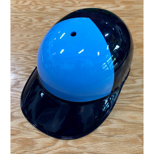 Photo of Rays Baseball Foundation: Team Issued Coaches Helmet (2-Tone) - Choose Your Size!