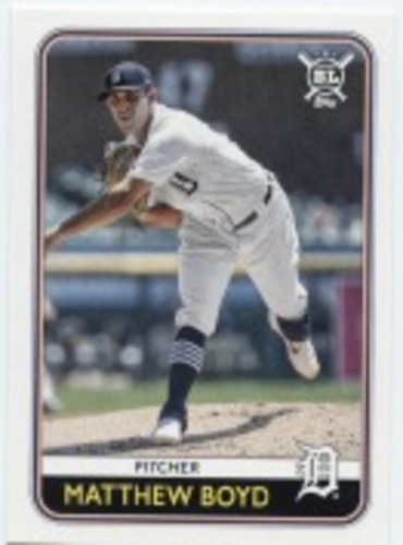 Photo of 2020 Topps Big League #26 Matthew Boyd