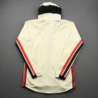 Carmelo Anthony - Portland Trail Blazers - Game-Worn Earned Edition Game Theater Jacket - Recorded a Double-Double - 2019-20 NBA Season