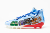 My Cause My Cleats - Buccaneers Shaquil Barrett custom cleats - supporting Fifty50 Foundation