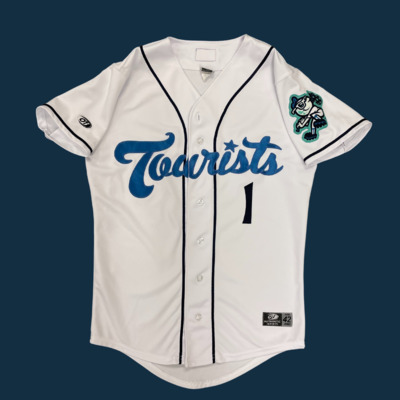 #8 2021 Home Jersey