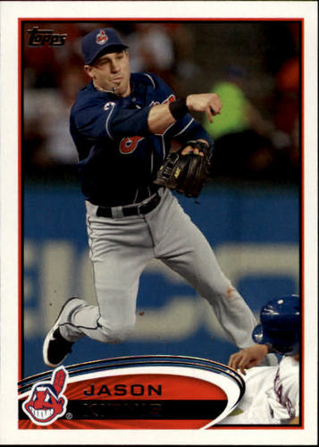 Photo of 2012 Topps #216 Jason Kipnis