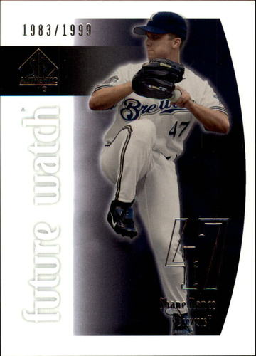 Photo of 2002 SP Authentic #214 Shane Nance FW RC