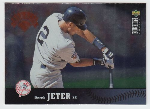 Photo of 1997 Collector's Choice #331 Derek Jeter GHL