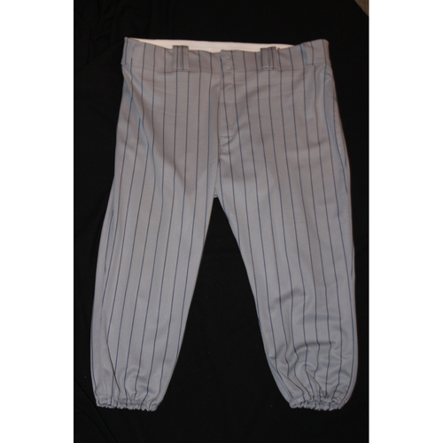 Photo of Game-Used Pants: Chris Bosio (Size 42-44-23 - DET at KC - 5/6/18)