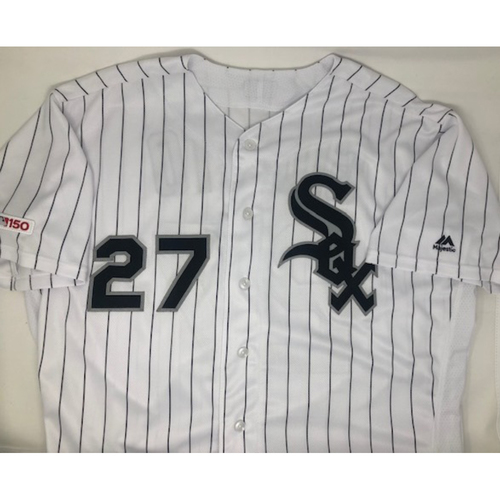 Photo of Lucas Giolito Autographed Jersey