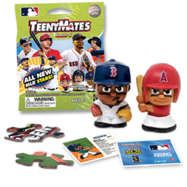 MLB Series 6 Player Figures Blind Pack by TeenyMates