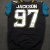 Jaguars - Malik Jackson Signed Authentic Jersey Size 44