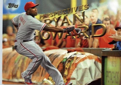 Photo of 2016 Topps Perspectives #P20 Ryan Howard