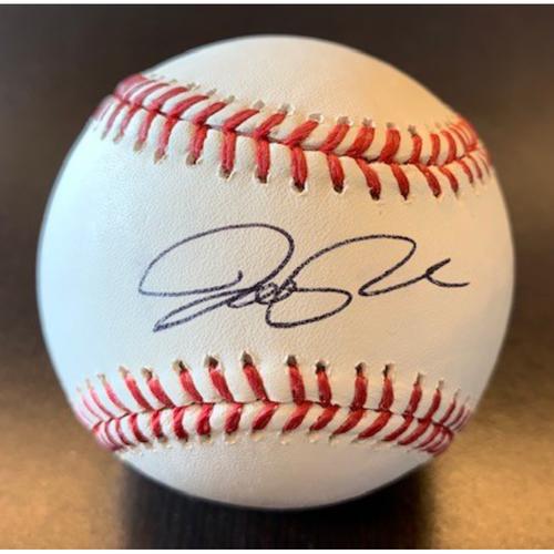 Giants Community Fund: Joe Panik Autographed Baseball