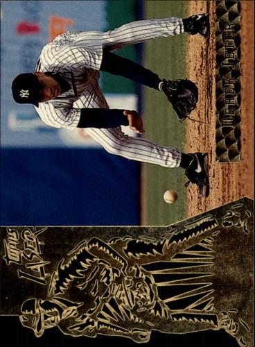 Photo of 1996 Topps Laser #82 Derek Jeter