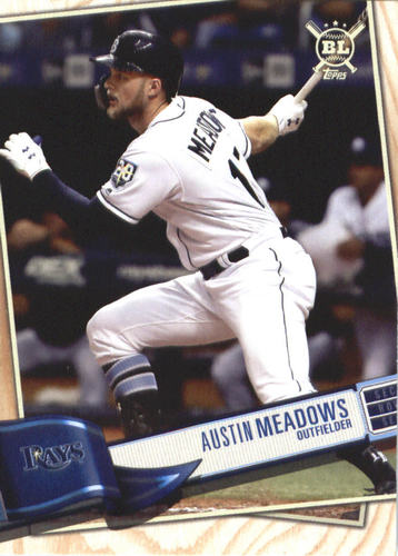 Photo of 2019 Topps Big League #23 Austin Meadows